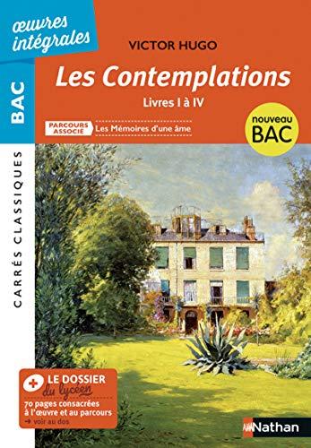 Les contemplations : Livres I à IV
