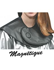 Mezzo - Cape coupe magnétique pvc noir