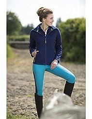 HKM PRO TEAM Chaqueta/nylon Forro Polar–Neon Sports de, color azul oscuro, tamaño 164