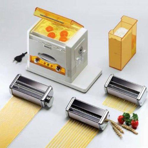 Marcato Macchina Impastatrice PASTA FRESCA con accessori Lasagne Tagliolini Fettuccine