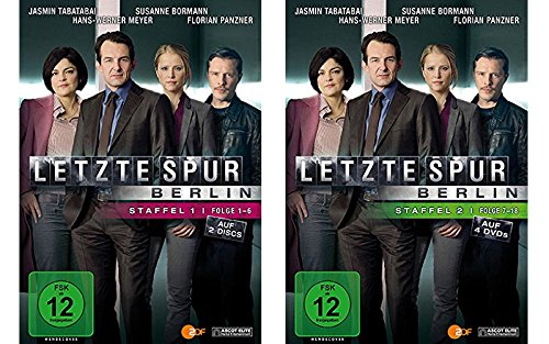 Letzte Spur Berlin Original Motion Picture Soundtrack by Dirk Leupolz