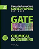 Chemical Engineering Solved Papers GATE 2018