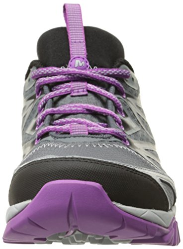 Merrell Capra Bolt Damen Trekking- & Wanderschuhe Grey/Purple