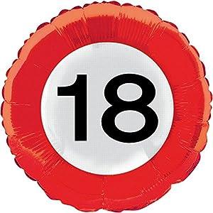 Folat 18V Verkehrsschilder 18