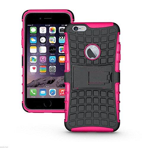 DN® Smart Schutzhülle für Apple iPod Touch 5und Apple iPod Touch 6, SLIM SURVIVOR PINK, iPod Touch 5 (Ipod Touch Survivor Slim)