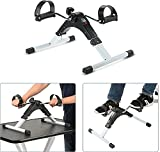 MSE Mini Indoor/Outdoor Pedal Leg Cycle Home Roller Bicycle Weight Loss Walking Knee Joint Upright Exercise Bike