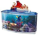 Perfecto Pecera de Buscando a Dory de 2,65 litros, ¡una pasada! para tus peces