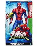 marvel ultimate spider man vs sinister 6 hasbro b5757 personaggio elettronico 2016 parlante da 30 cm spiderman
