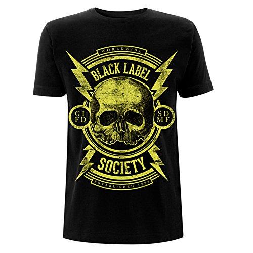 black-label-society-rock-heavy-metal-zakk-wylde-ufficiale-uomo-maglietta-unisex-medium