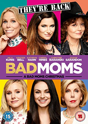 Preisvergleich Produktbild A Bad Moms Christmas [DVD] [UK Import]