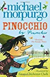 Front cover for the book Pinocchio by Michael Morpurgo