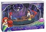 Disney Princess Spielzeug Figur Spielset–Ariel und Prinz Eric 's Boat Ride