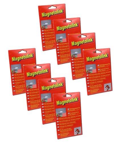Magnetolink Rauchmelderbefestigung Magnet-Befestigung
