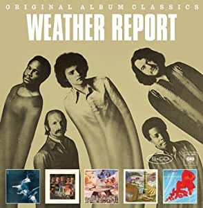 Original Album Classics: Weather Report / Tale Spinnin' / Heavy Weather / Mr. Gone / Weather Report