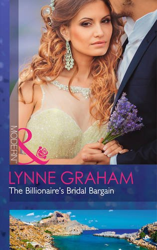 The Billionaire's Bridal Bargain (Bound By Gold, Book 1)