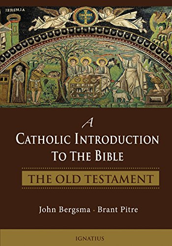 A Catholic Introduction to the Bible: The Old Testament por Brant Pitre
