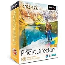 Cyberlink Photo Director 9 Ultra - Complete Photo Adjustment & Design (PC/Mac)
