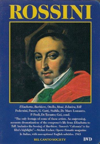 Rossini: A Biography by Tancredi Pasero