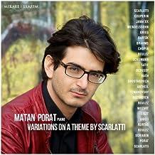 Variations on a Thème By Scarlatti