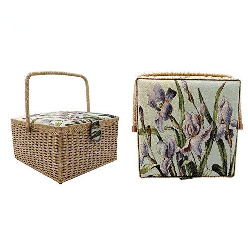 100-hecho-a-mano-vintage-super-gran-capacidad-cesta-de-costura-caja-de-almacenamiento-para-el-hogar-