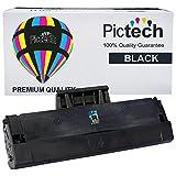 Pictech Cartuchos de tóner compatibles con impresoras láser Samsung M2070W A4...