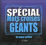 Spécial Mots croisés géants : 15 super grilles
