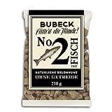 Bubeck's Nr. 2 mit Fisch gebacken 210g