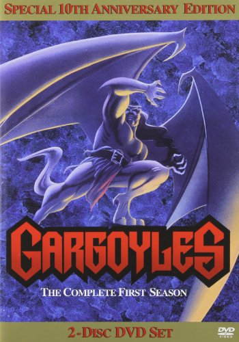 Bild von Gargoyles: Complete First Season [Import USA Zone 1]