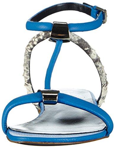 Laurèl Sandal, Sandales Bride cheville femme Bleu - Blau (Electric Blue2350)