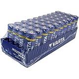Varta Batterien Mignon AA LR6 Made in Germany Vorratspack 40 Stück in handlicher Verpackung