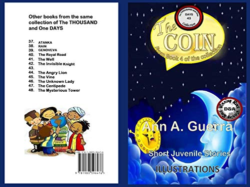 The Coin: Story No. 43 (The THOUSAND and One DAYS: Short Juvenile Stories) (English Edition)