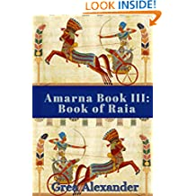 Amarna Book III: Book of Raia
