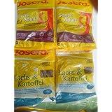 Josera Lachs & Kartoffel 4 Futterproben