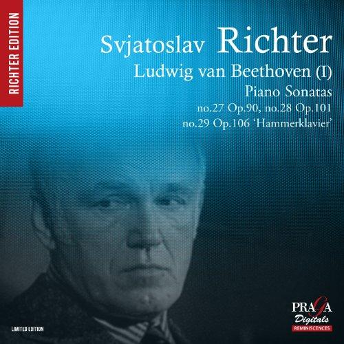 Beethoven : Sonates pour piano n° 27, n° 28 & n° 29 : Hammerklavier