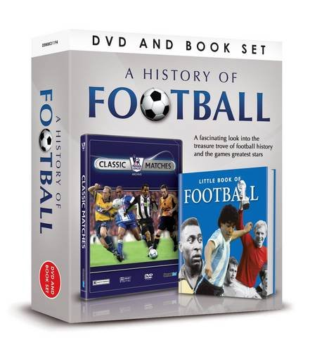 A History of Football (DVD/Book Gift Set)