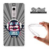 Becool® - Flexible Gel Schutzhülle für Elephone S3, TPU