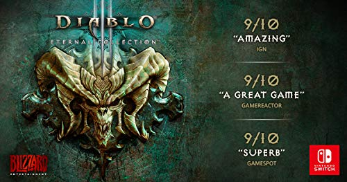 Diablo 3 Eternal Collection  galerija