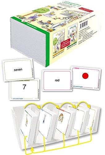 Let´s practice English - Learning cards: Bild-Wort-Karten für das Wortschatztraining