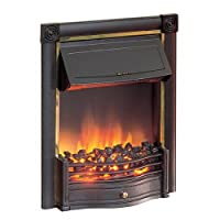 Dimplex HTN20BLK Horton Optiflame with real coal