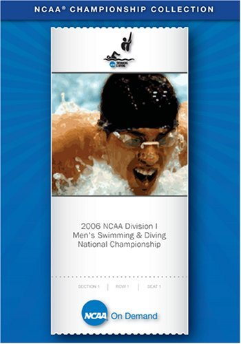 Preisvergleich Produktbild 2006 NCAA(r) Division I Men's Swimming & Diving National Championship