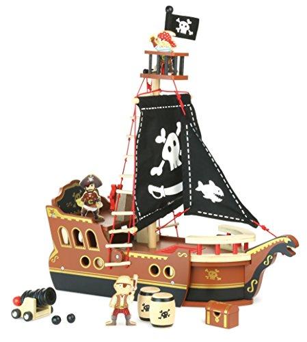 Vilac - 6600 - Ô Mon Bateau Pirate!