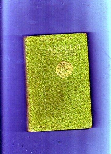 Apollo, histoire générale des arts plastiques professée à l'ecole du louvre