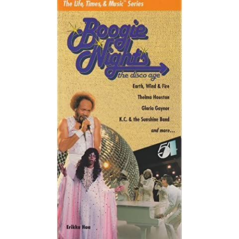 Boogie Nights: The Disco Age (CD + 72-Page Book) by Boogie Nights: Disco Age (1995-01-01)