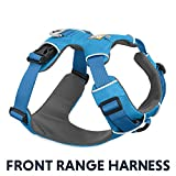 Ruffwear 3050-430S2 Front Range Ganztags-Hundegeschirr, XXS, Pacific blau