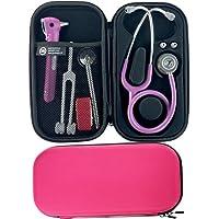 Pod Technical Classicpod - Estuche para estetoscopio Littmann Classic, color rosa