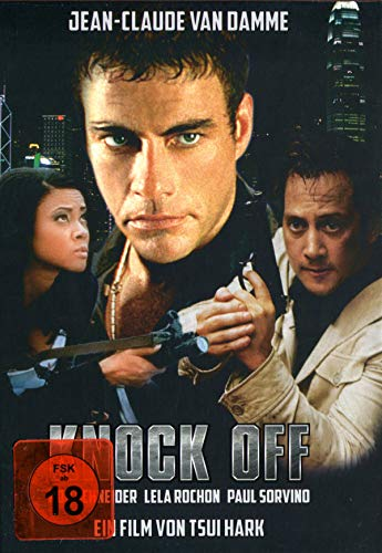 Knock Off - Uncut - Limitiertes Mediabook auf 110 Stück (+ DVD), Cover D [Blu-ray]