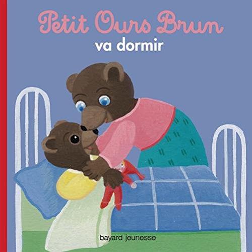 Petit Ours Brun va dormir par Marie Aubinais