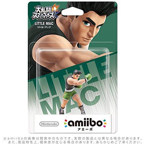 Nintendo Little Mac amiibo