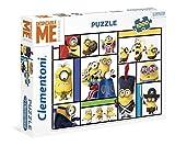 Clementoni 39407–Puzzle Minions
