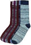 find. Calcetines de Rayas Hombre, Pack de 7, Multicolor (Multi Coloured), Medium
